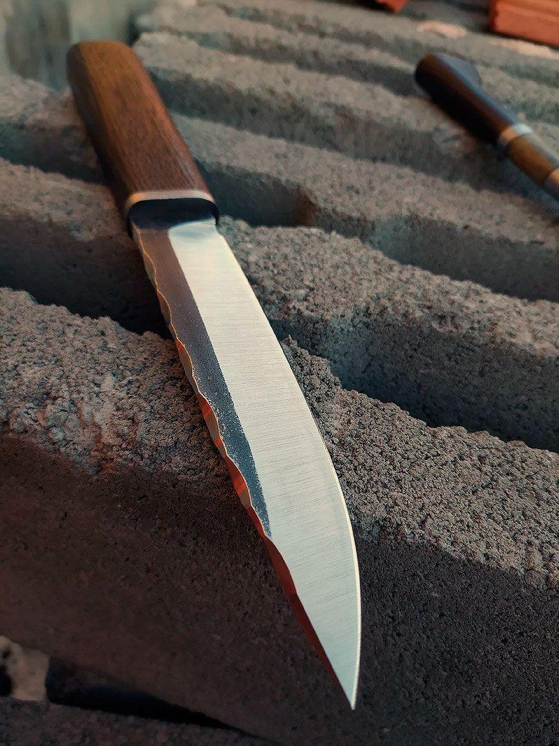 якутский нож ручной работы
