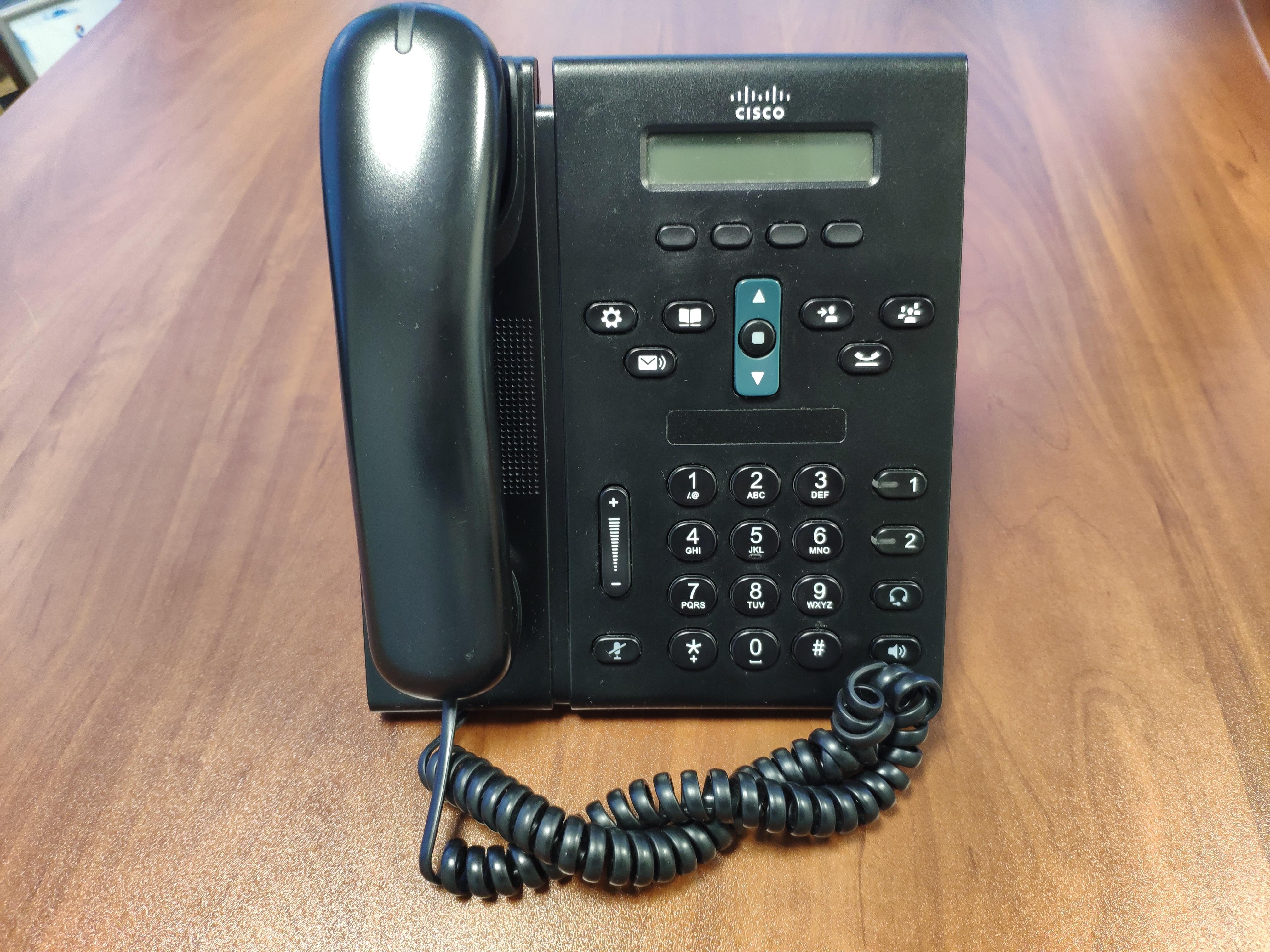 IP телефон Cisco CP-6921