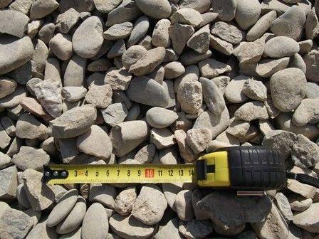 щебень твёрдый бетонный белореченский 20-40