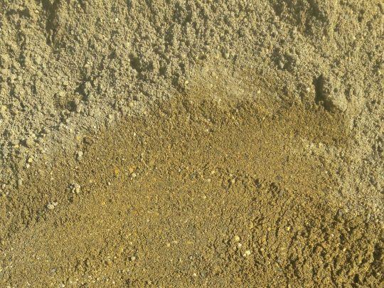 песок крупнозернистый 0-5 строительный