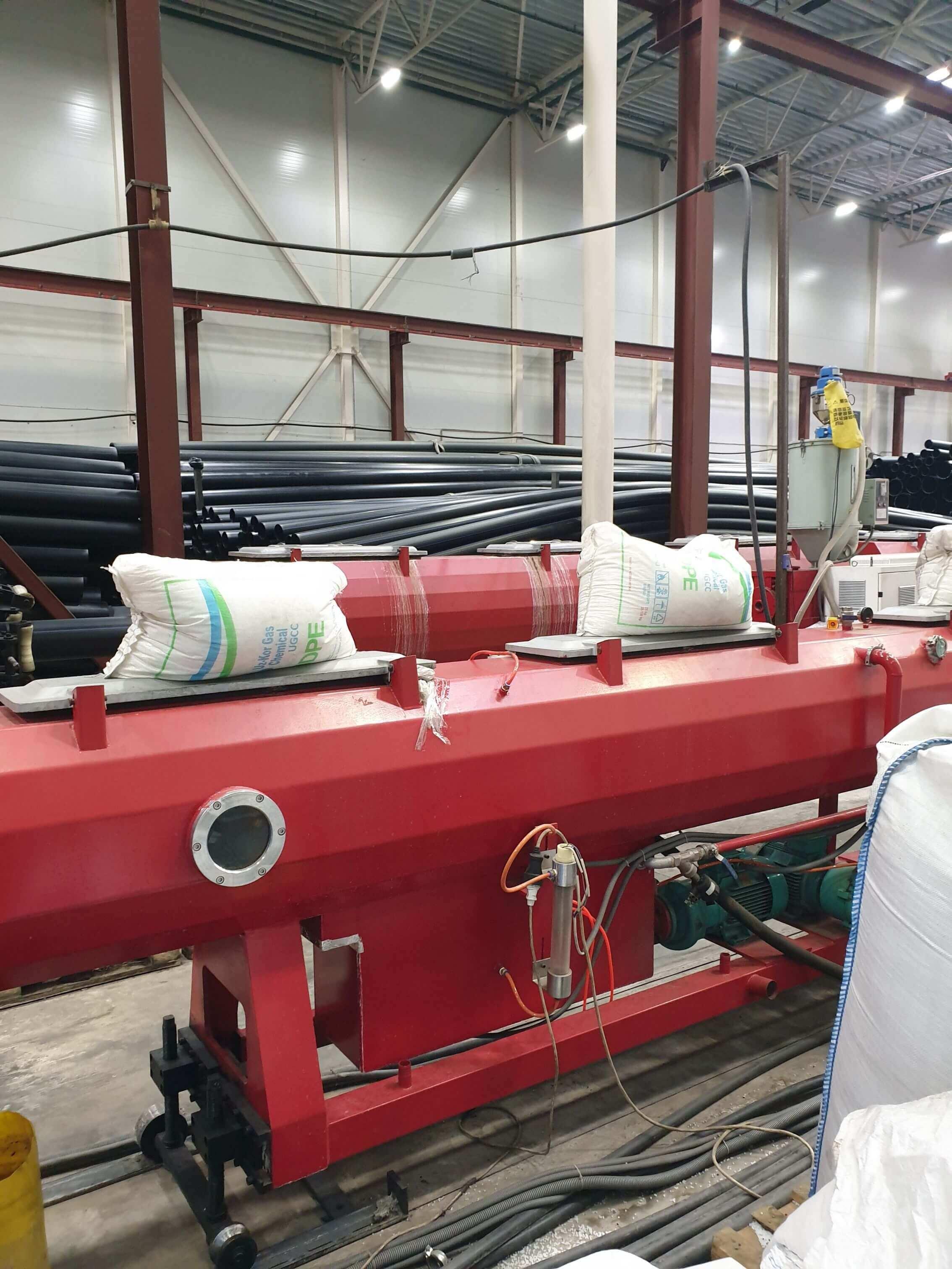 завод труб из полиэтилена