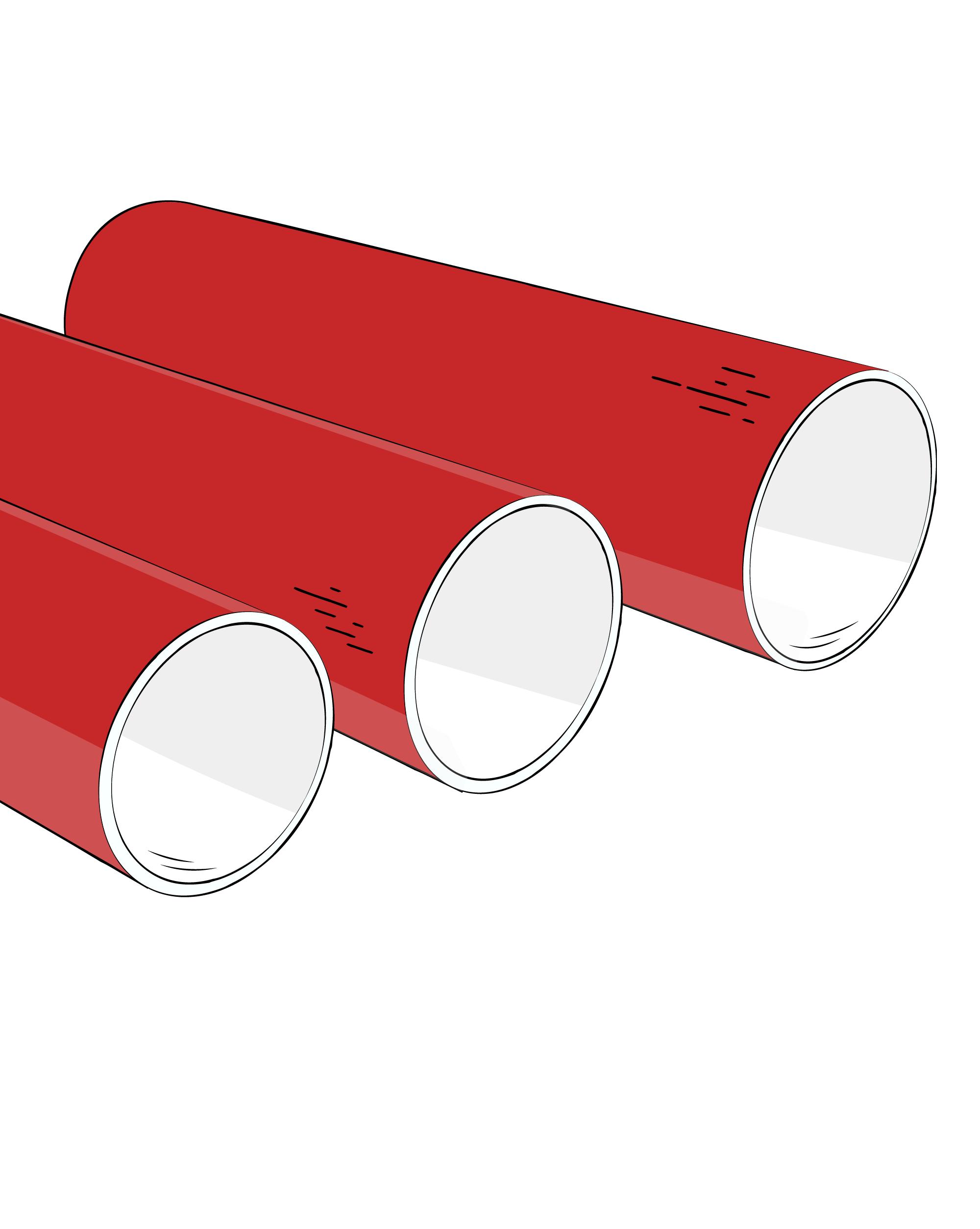 труба пнд для защиты кабеля