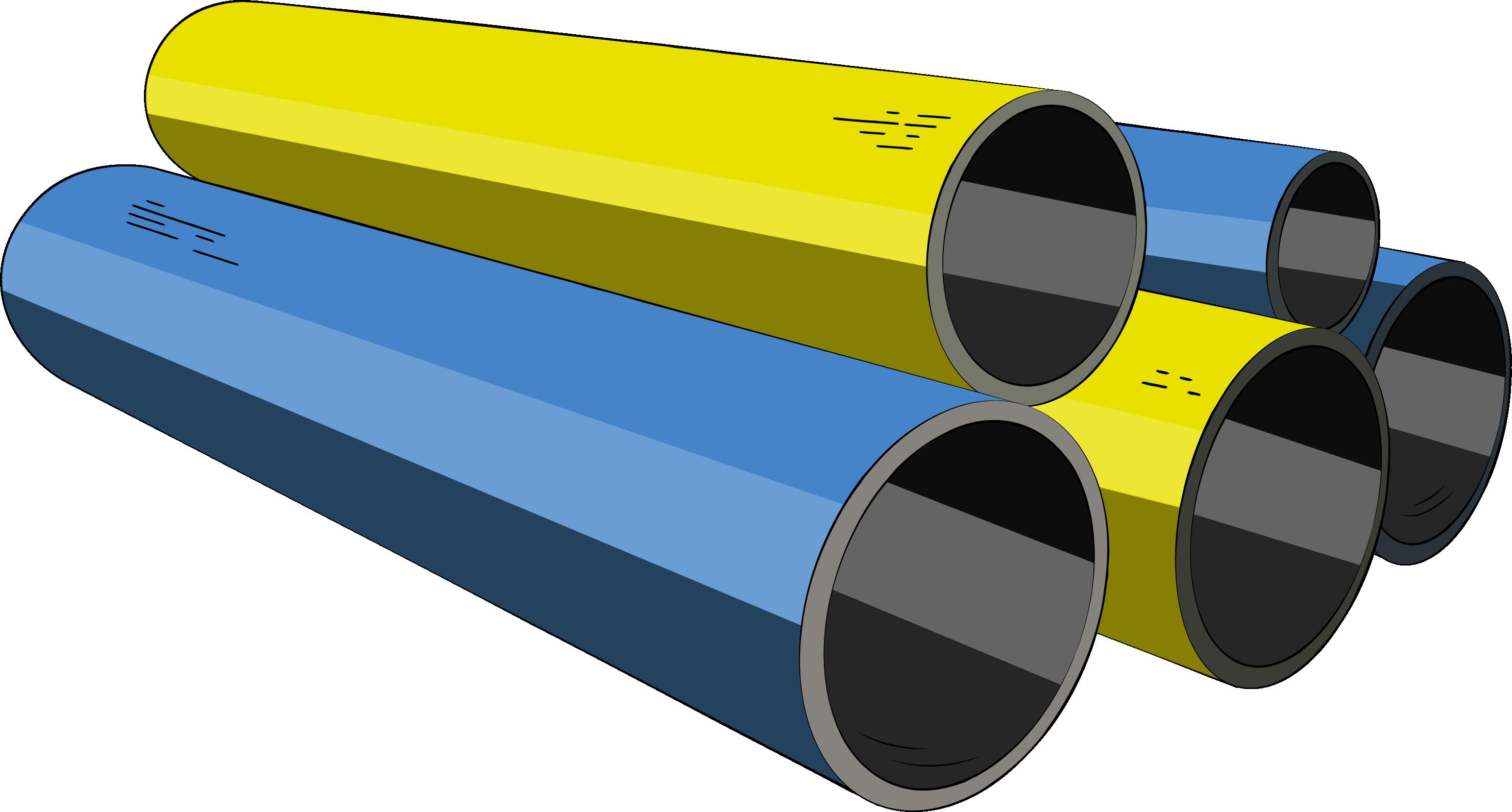 полиэтиленовые трубы ПЭ для газа