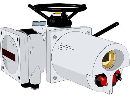 запорная арматура - электропривод задвижек