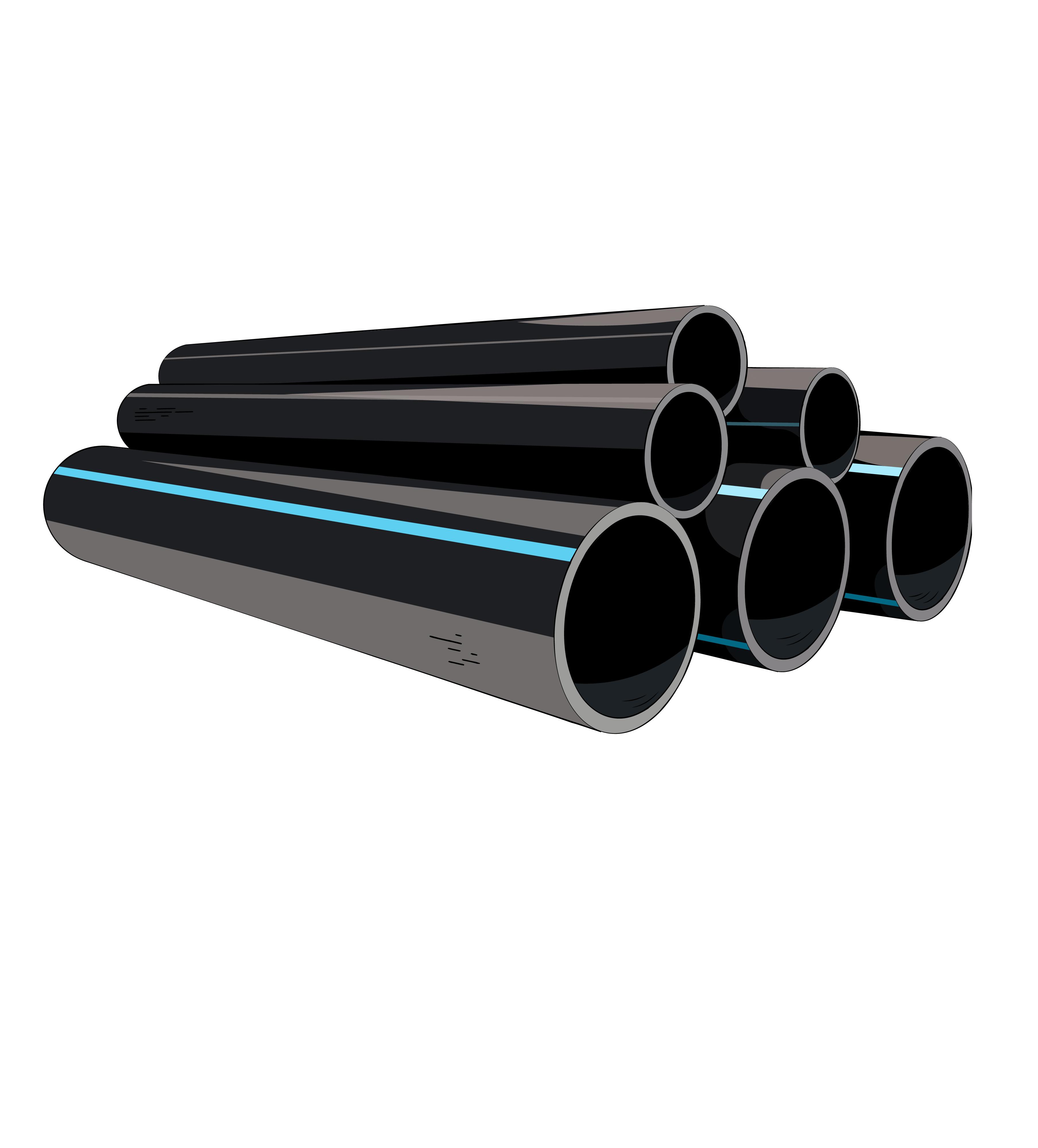 водопроводная труба ПНД