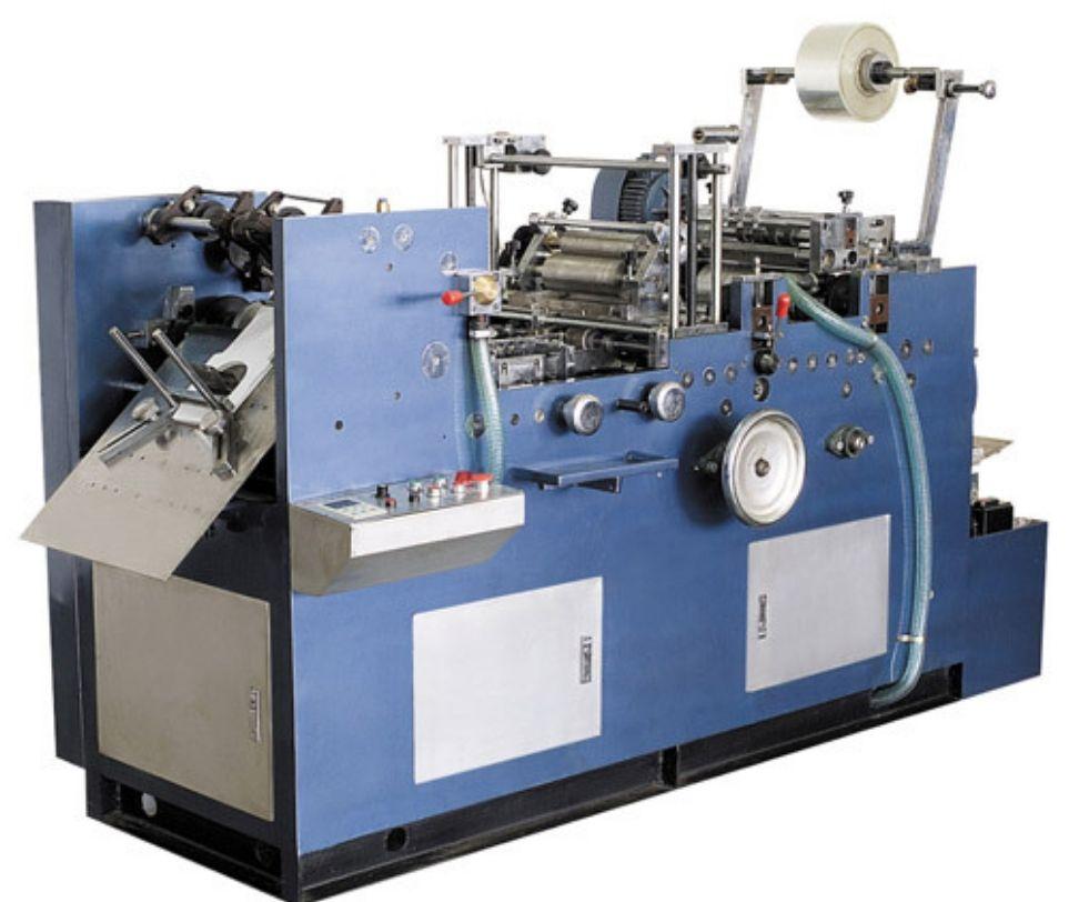 Оборудование по изготовлению бумажных пакетов