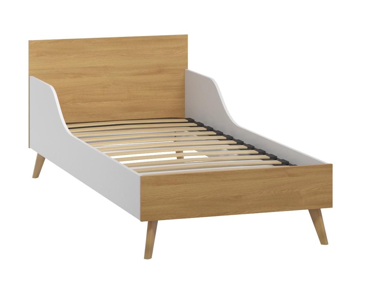 картинка Нордик кровать 900 от магазина Woodcraft
