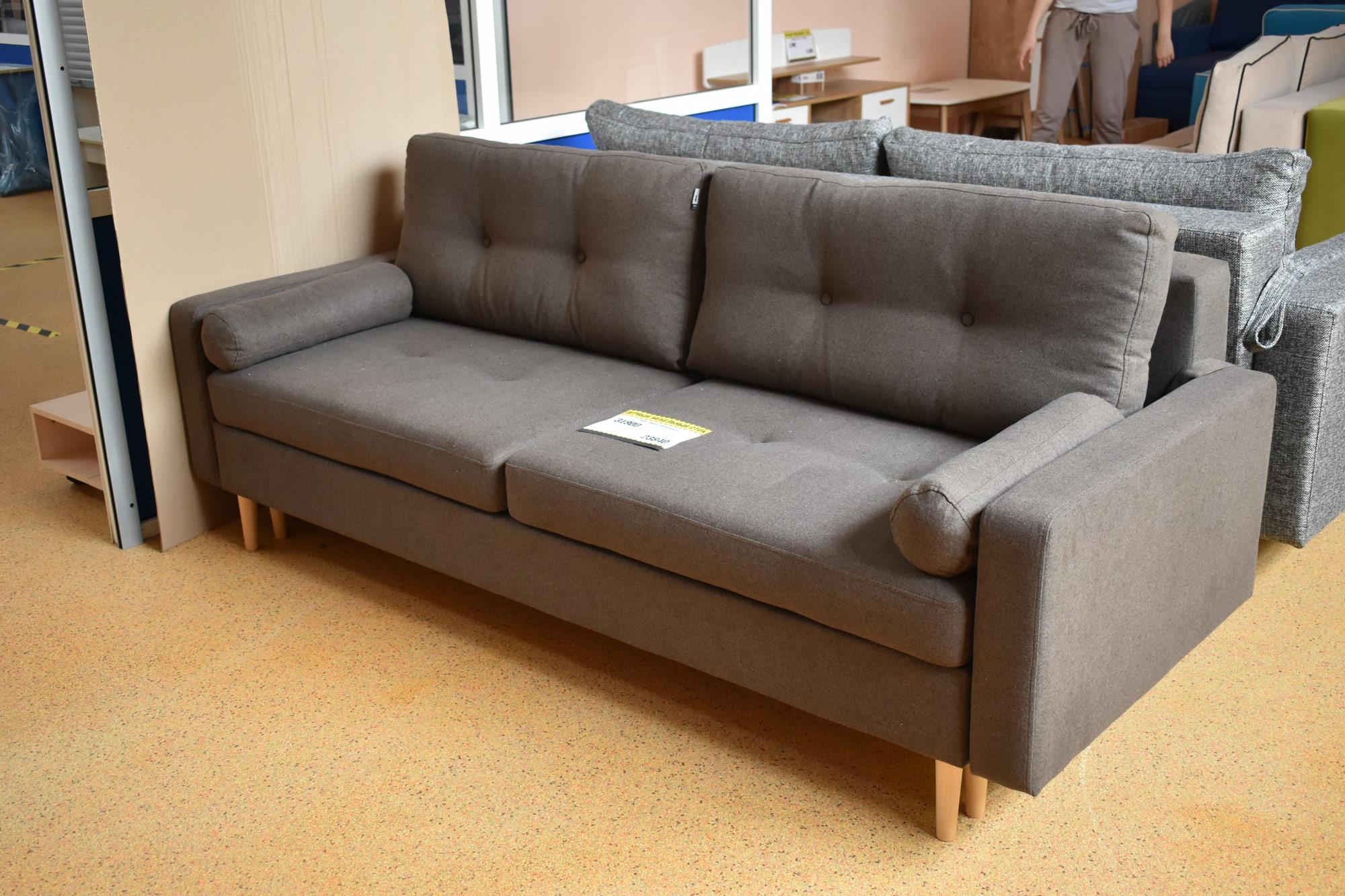 картинка Пюре диван прямой* от магазина Мебель Сток