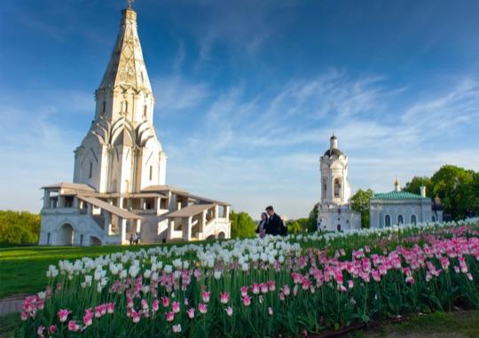 «Библиотеки Юга Москвы» разработали ряд экскурсий по столице ко Дню города