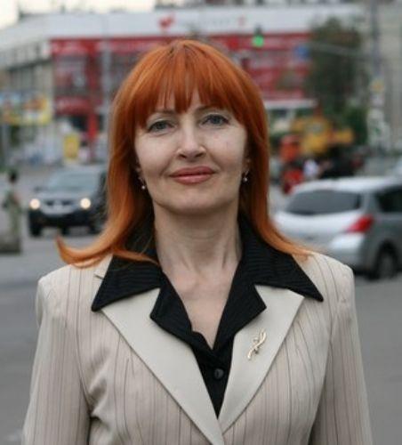 Анохина Ольга Геннадиевна