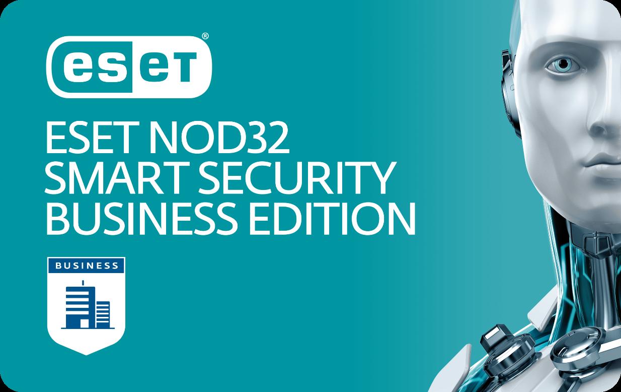 картинка ESET NOD32 Smart Security Business Edition renewal (продл) 1 year от интернет-магазина Programmnoe-obespechenie.ru