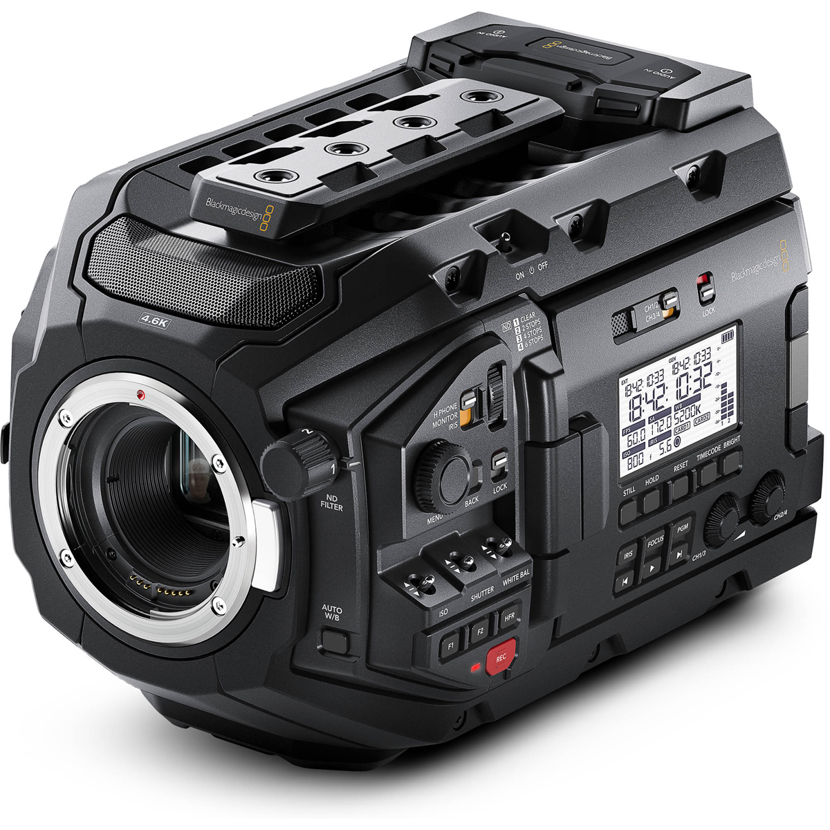 аренда Камера Blackmagic URSA Mini Pro в Москве