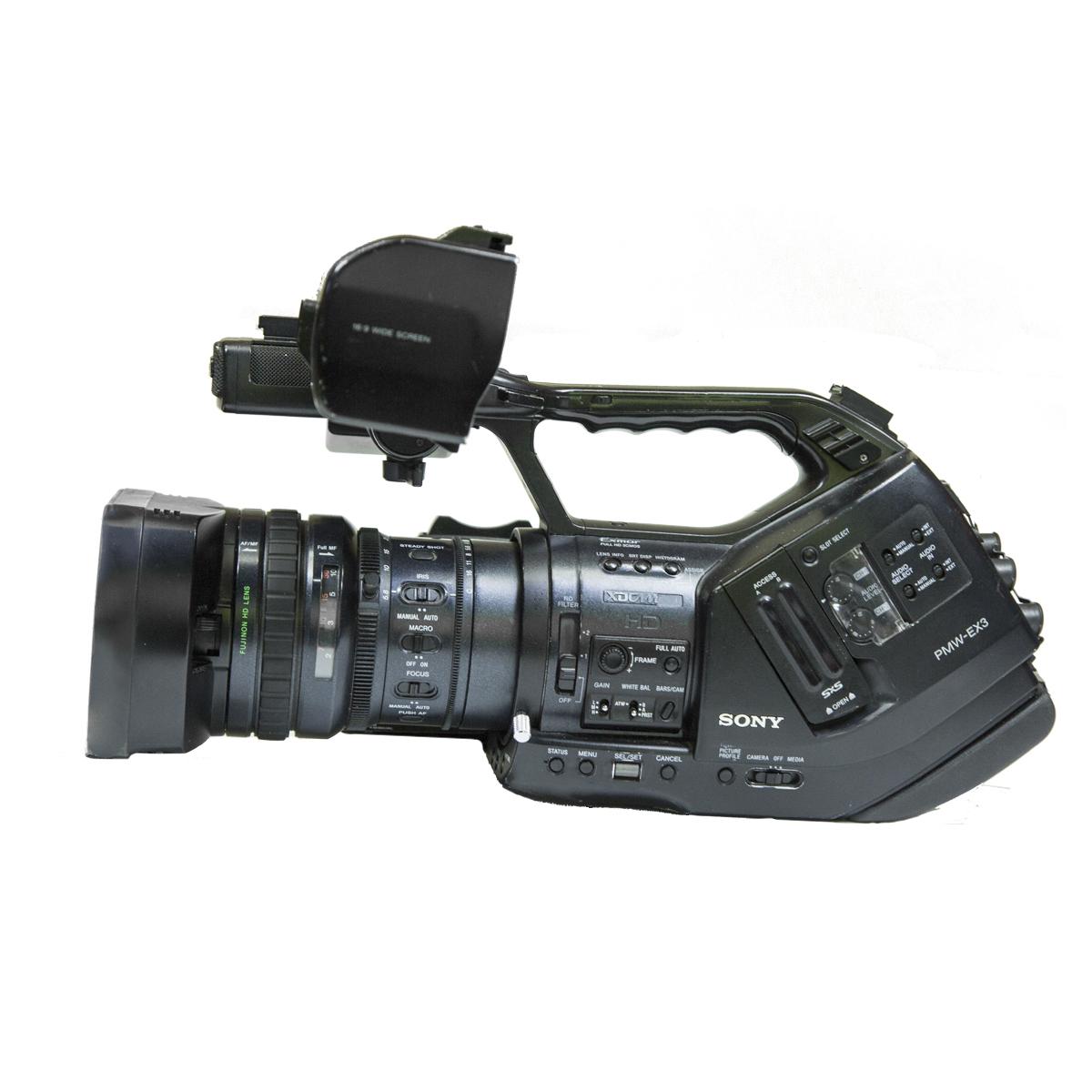 аренда Комплект камеры Sony PMW EX3 в Москве