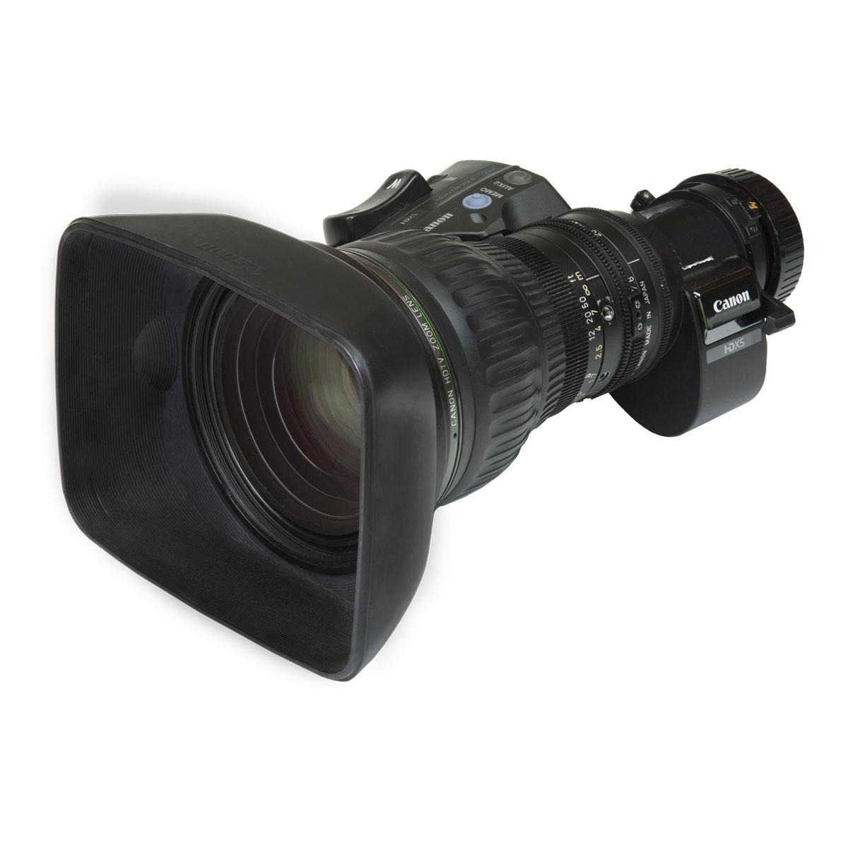 аренда Объектив Canon HJ22ex7.6B IASE (A) в Москве