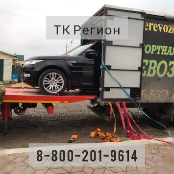 перевозка машины в кузове