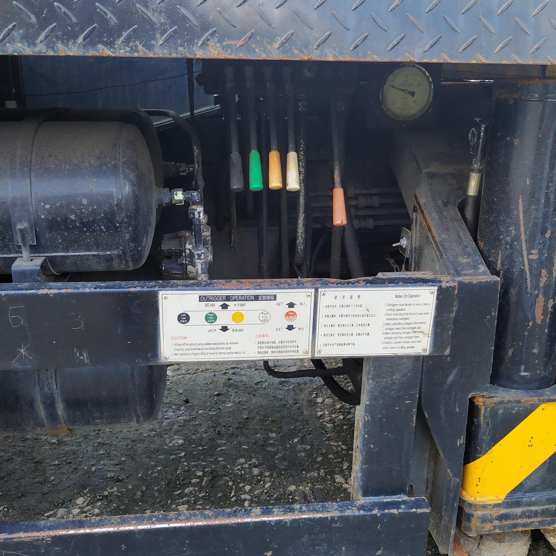 Фото объекта - Автокран XUGONG XZJ5247JQZ16D, г.в.2008, тех. паспорт: 28 ТУ 924639, гос. рег. знак: В 921 НР 28.