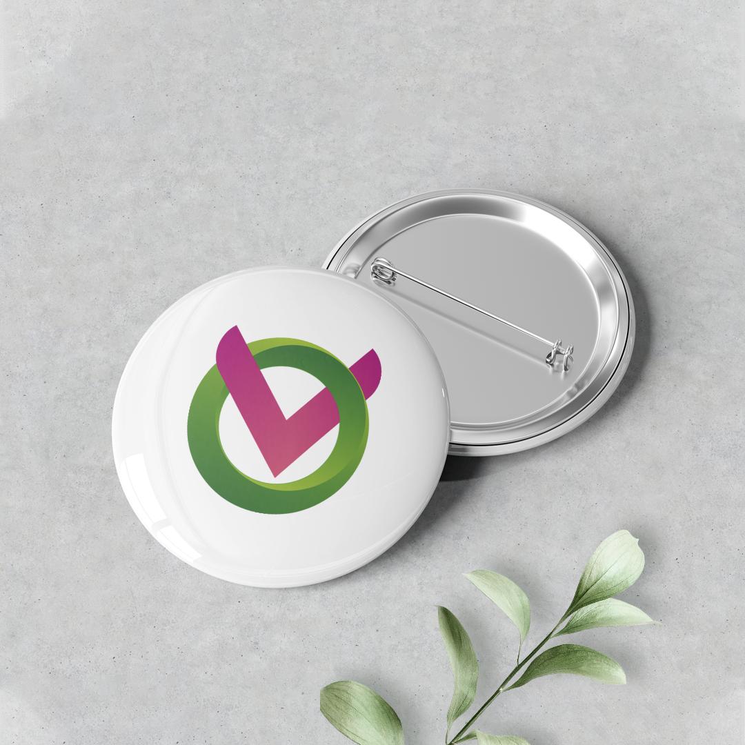 логотип на значках, сувенирная продукция