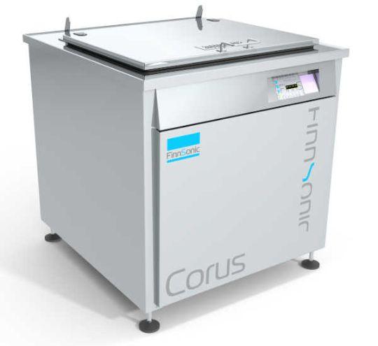 Ультразвуковые ванны для пресс-форм и тяжелых деталей. Серия Corus.