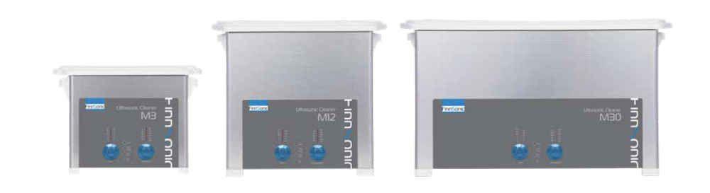 Ультразвуковые ванны FInnSonic серии MI