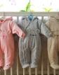 картинка Комбинезон трикотажный 3-16 от магазина Одежда+