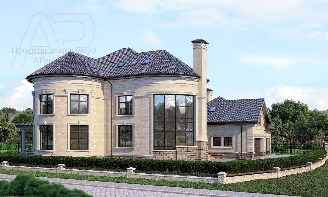 Проекты домов 1000 м