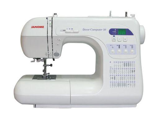 Фото электронной швейной машинки