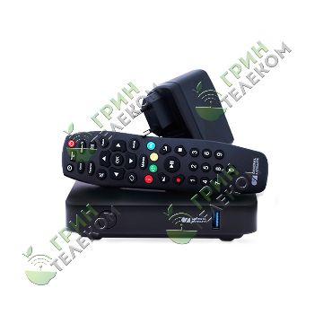 Телевизионный IP-приемник GS C593 клиент