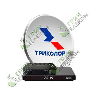 Комплект ТРИКОЛОР на 2 телевизора
