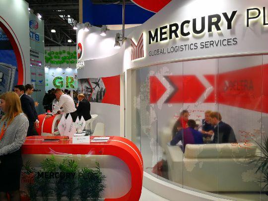 Меркурий Плюс ГЛС на выставке TransRussia