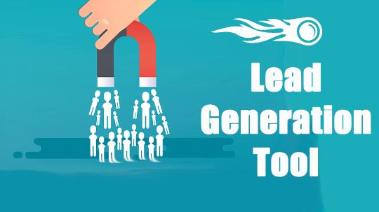 Lead Generation Tool предоставляет вам собственный виджет для размещения на вашем веб-сайте, который собирает адреса электронных почт от посетителей веб-сайта в обмен на образец аудита сайта (аудит на 25 страницах с использованием нашего инструмента аудита сайта). С помощью него вы сможете пассивно собирать информацию о своих бизнес-агентах или услугах.