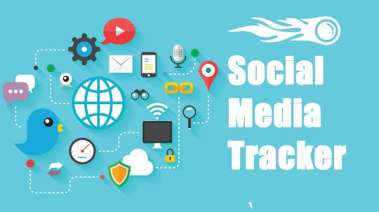 Social Media Tracker позволяет отслеживать учетные записи социальных сетей ваших ближайших конкурентов и сравнивать их уровни роста и вовлеченности с вашими.