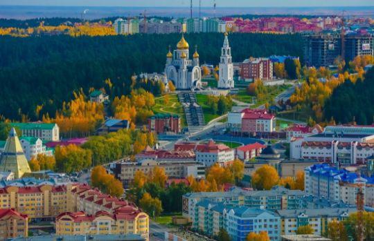 NSP в Ханты-Мансийске