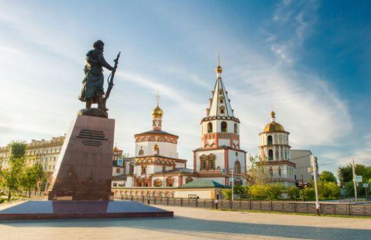 NSP в Иркутске