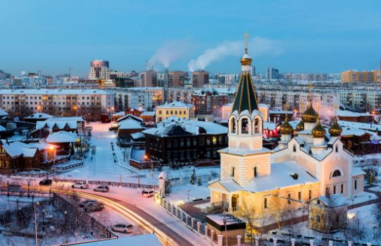 NSP в Якутске