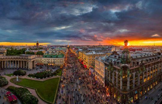 NSP в Санкт-Петербурге