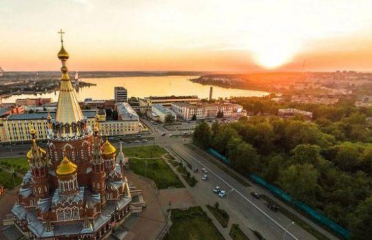 NSP в Ижевске