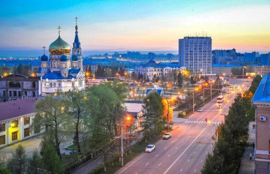 NSP в Омске