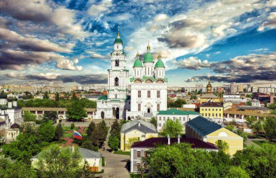 NSP в Астрахани