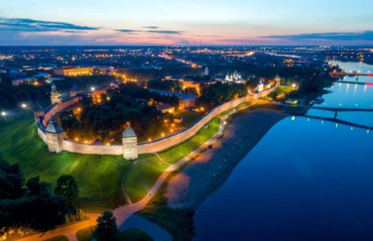NSP в Великом Новгороде