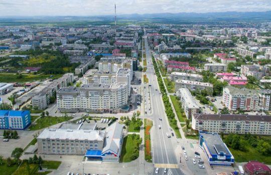 NSP в Южно-Сахалинске