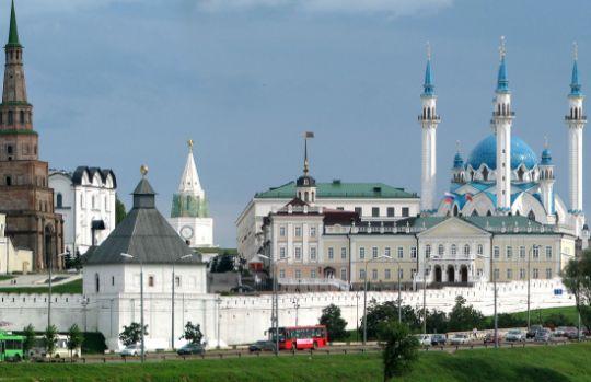 NSP в Казани