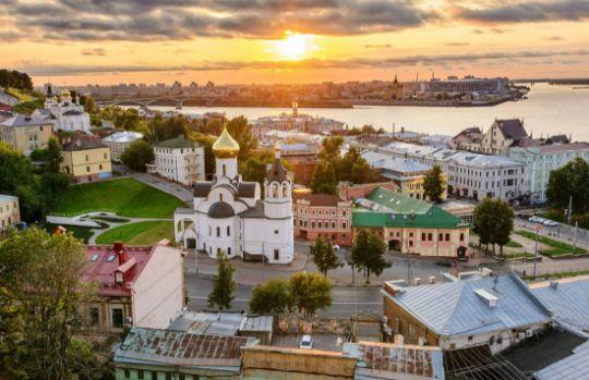 NSP в Нижнем Новгороде