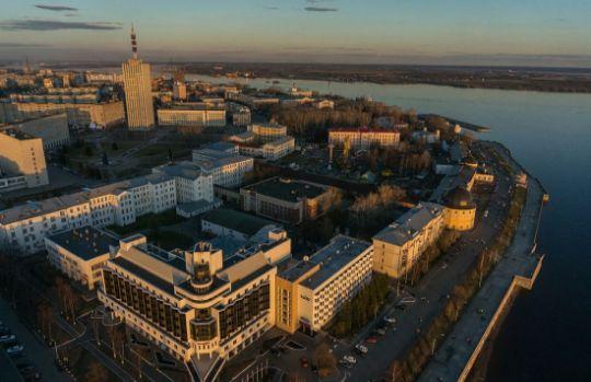 NSP в Архангельске