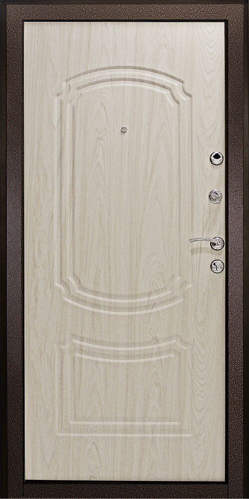 Дверь Фаворит Беленый дуб
