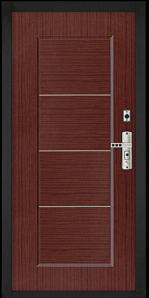 Дверь С-128 Венге