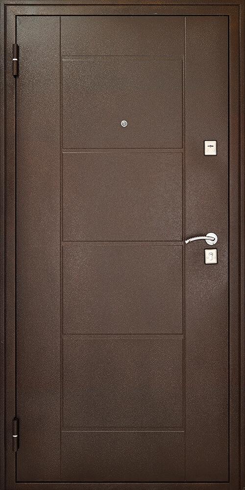 Дверь Модель 73 Беленый дуб