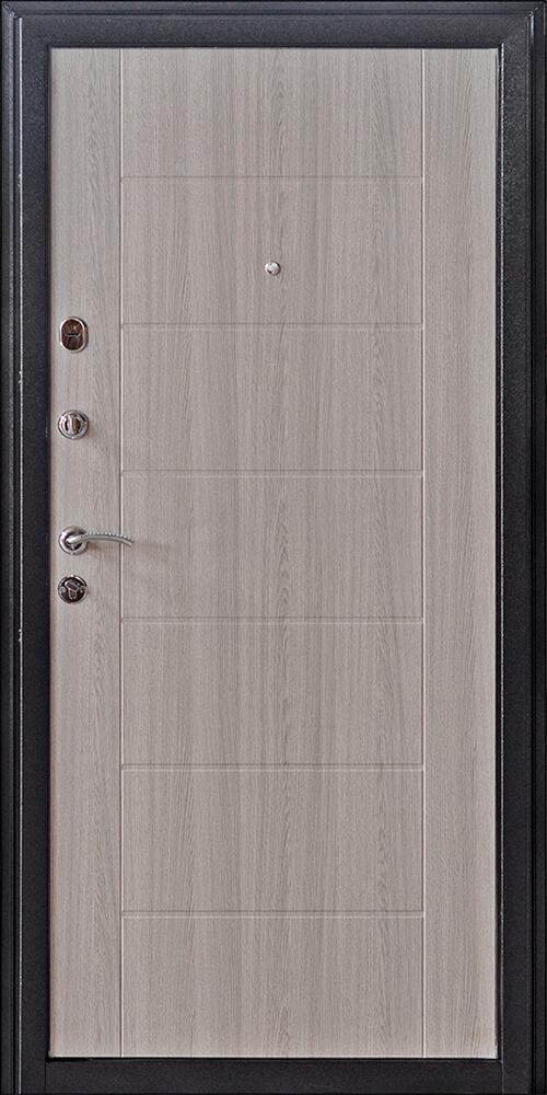 Дверь Квадро 2 Лиственница серая
