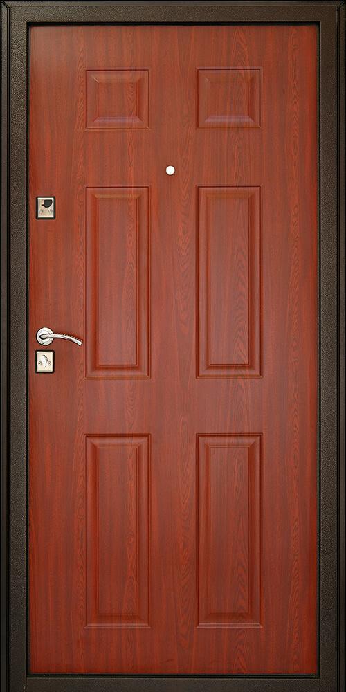 Дверь Модель 73 Орех