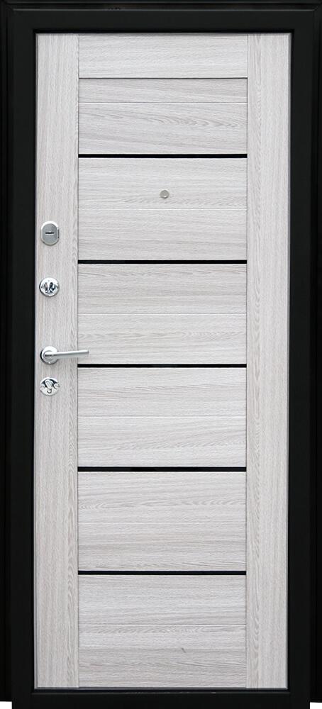 Дверь Эверест Царга Сандал серый