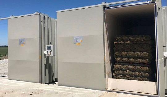 вакуумные охладители Worker Cooling